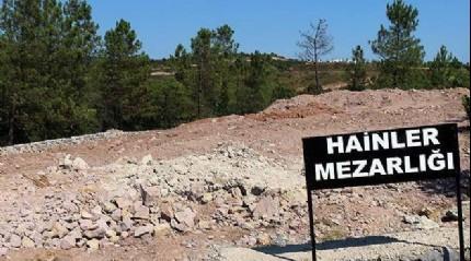 'Hainler Mezarl���' tabelas� kald�r�ld�