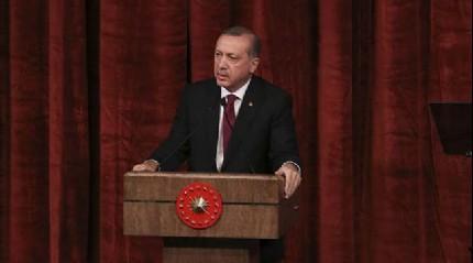 Cumhurba�kan� Erdo�an: T�rkiye �zerindeki oyunlar 15 Temmuz'da bitti