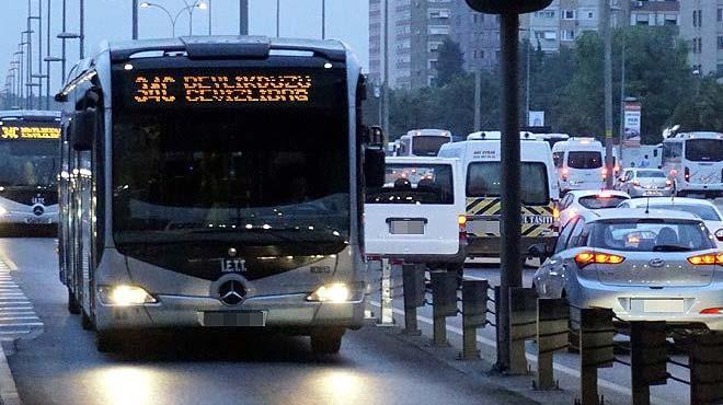 İstanbul'da ücretsiz toplu taşımaya yeni düzenleme