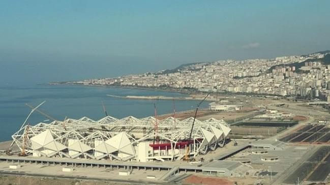 Akyazı Stadı 7. haftada açılacak