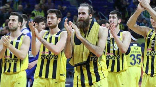 Euroleague'de şampiyonluk favorisi Fenerbahçe
