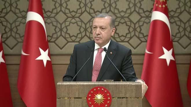 Cumhurbaşkanı Erdoğan: Bu darbecilere acırsak acınacak hale geliriz