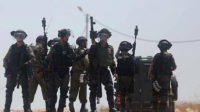 İsrail güçleri temmuzda 574 Filistinli'yi gözaltına aldı