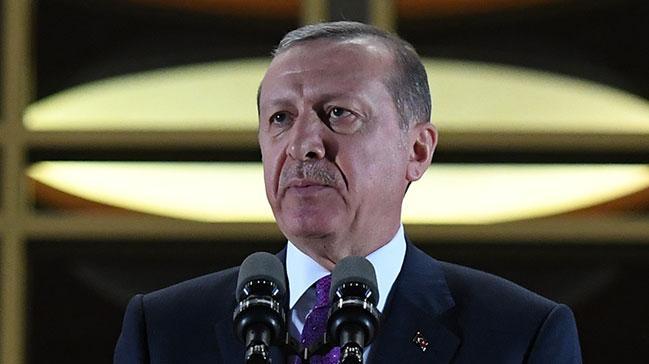 Cumhurbaşkanı Erdoğan, Orgeneral Galip Mendi'yi kabul edecek