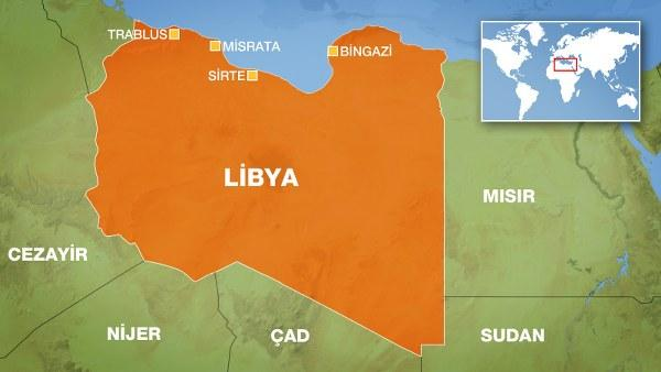 Libya'da intihar saldırısı: 10 asker öldü