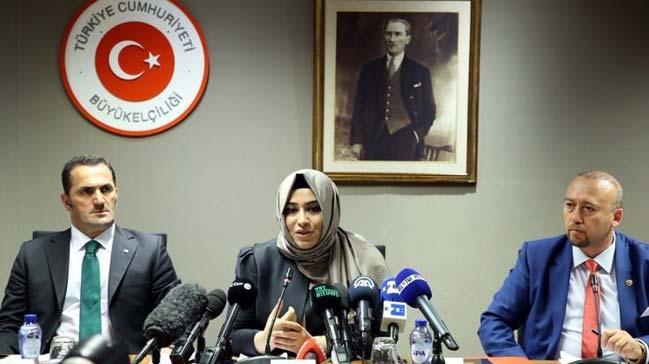 Çelik: Biz onların Türkiye'ye gelmesini beklerdik