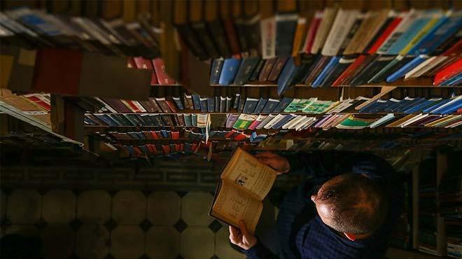 """Türkiye'de kaç kütüphane var"""""""
