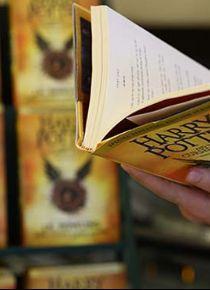 Harry Potter'�n yeni kitab�na b�y�k ilgi