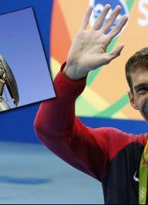 2168 y�ll�k olimpiyat rekorunu k�rd�
