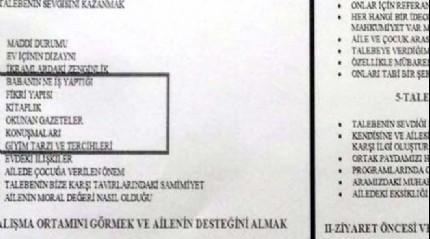 FET�, e�itim verdi�i ��rencilerin ailelerini 'fi�ledi�i' ortaya ��kt�