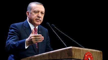 Cumhurba�kan� Erdo�an'dan ABD'li gazeteciye ayar verdi