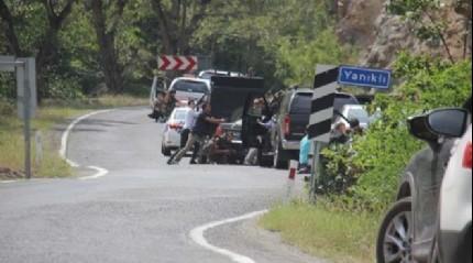 CHP Genel Ba�kan� Kemal K�l��daro�lu'nun konvoyuna sald�r�