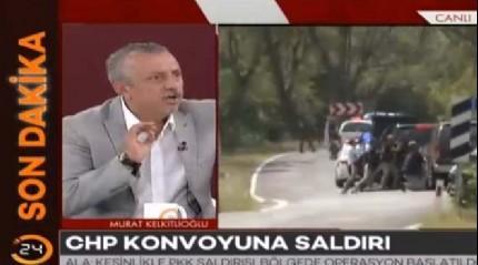 Kelkitlio�lu'ndan CHP konvoyuna sald�r�s�na ili�kin a��klamalar