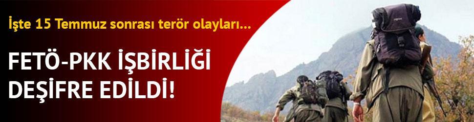 Darbe giri�imi ba�ar�s�z oldu, PKK kanl� sald�r�lar�n� art�rd�