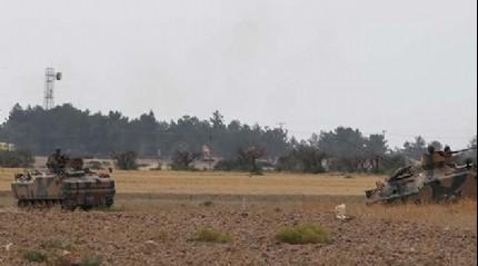 D�nyaya 'ince mesaj'! Tanklar T�rkiye'ye gelip neden geri d�nd�?