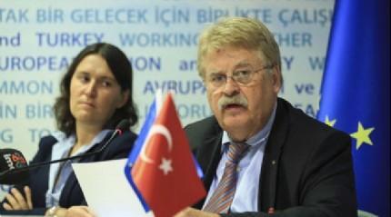 Avrupa Parlamentosu: FET� ile ilgili g�r��lerimiz de�i�ti