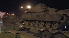 Diyarbak�r�dan �anl�urfa�ya askeri sevkiyat