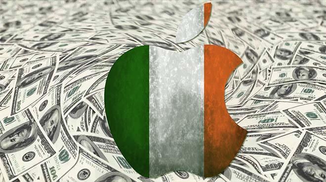 İrlanda Apple'a kestiği rekor cezayı temyize götürüyor