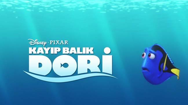 'Kay�p Bal�k Dori' 2 Eyl�l'de vizyona girecek