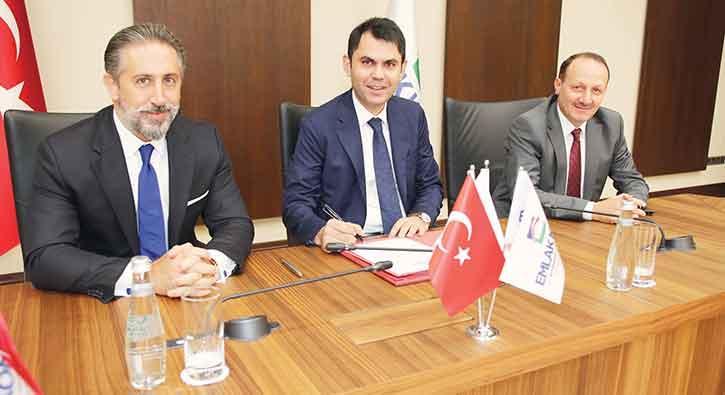 3.6 milyar lira+KDV'lik sözleşmede imza tamam