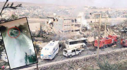 �hanet kamyonu HDP�li belediyenin