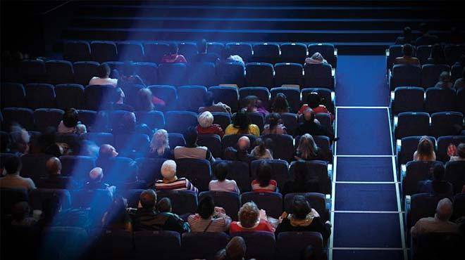 Bayramda 1 milyon ki�i sinemaya ko�tu