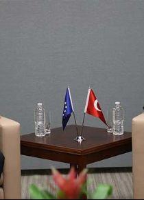 D��i�leri Bakan� �avu�o�lu'nun diplomasi trafi�i