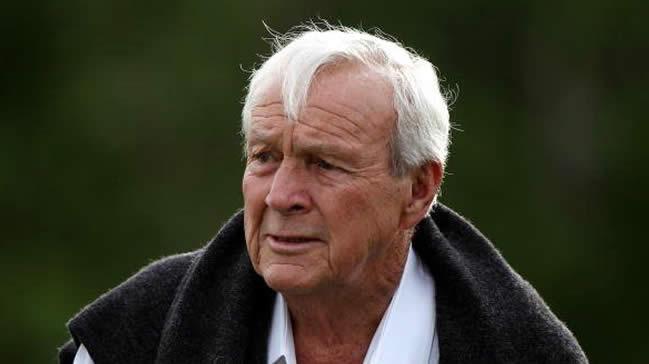 Efsane golf�� Arnold Palmer hayat�n� kaybetti