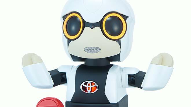 Toyota%E2%80%99n%C4%B1n+Mini+Robotu+Kirobo+%C4%B0nsanlarla+Arkada%C5%9Fl%C4%B1k+Ediyor
