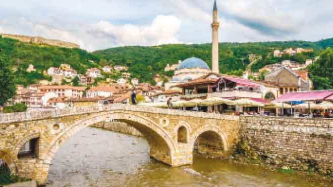 Kosova�n�n K�lt�r Ba�kenti Prizren