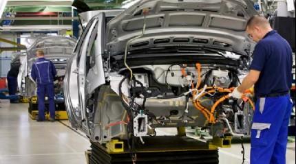 Otomotivde �retim ve ihracat yeni rekora ko�uyor