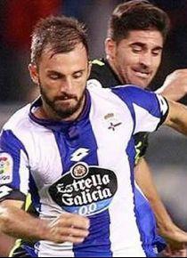 Emre �olak Deportivo'da ay�n futbolcusu