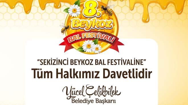 Beykoz'da bal gibi bir festival