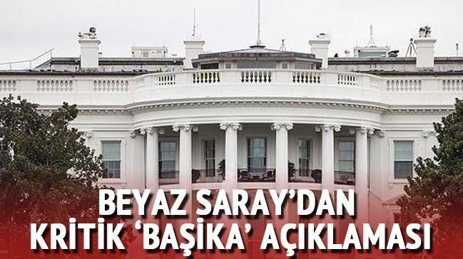 ABD'den fla� Ba�ika a��klamas�:T�rkiye Irak'�n prensiplerine...