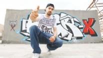 Bir grafiti g�rd�m, hayat�m de�i�ti