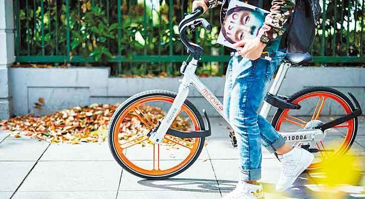 Bisiklet art�k iki teker ve pedaldan ibaret de�il