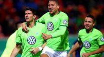 Wolfsburg Gomez'in gol�yle turlad�!