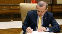 Cumhurba�kan� Erdo�an o kanunu onaylad�