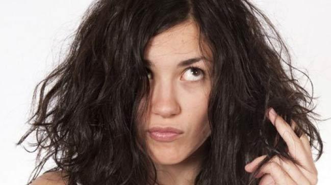 Çabuk yağlanan saçlar için tüyolar