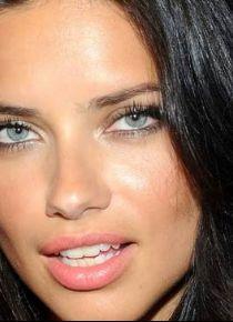 Adriana Lima'nın bakımlı saçlarının sırrı