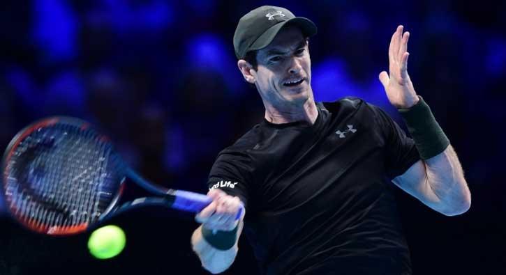 Andy Murray geriden gelip kazandı