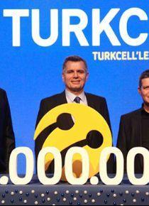 Turkcell fiberde 1 milyon müşteriye ulaştı