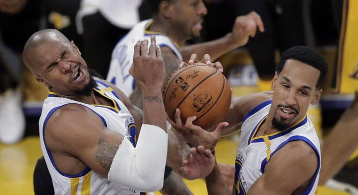 Spurs ve Warriors seriye devam etti