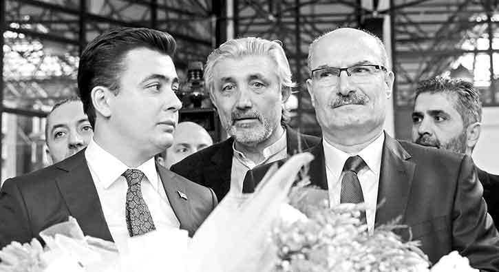 ATO'nun yeni başkanı Gürsel Baran oldu