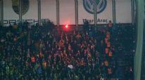 Fenerbahçe - Beşiktaş maçı sonrası metrobüste kavga!