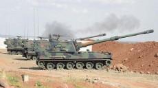 Fırat Kalkanı'nda son dakika: DEAŞ hedefleri ateş altına alındı
