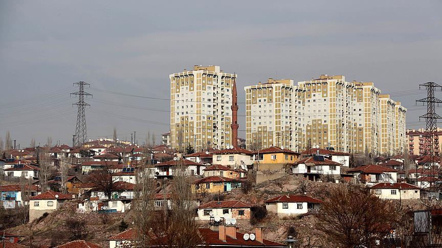 Başkent'te bazı alanlar kentsel dönüşüm alanı ilan edildi