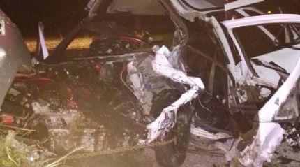 Çorum'da feci kaza! 3 kişi hayatını kaybetti