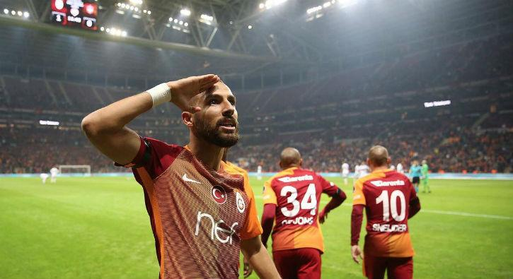 Galatasaray Gaziantepspor Ma Zeti Ve Golleri Son Dakika Spor Haberleri Ak Am