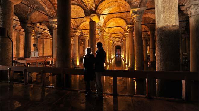 İstanbul'da 1500 yıl sonra dev restorasyon